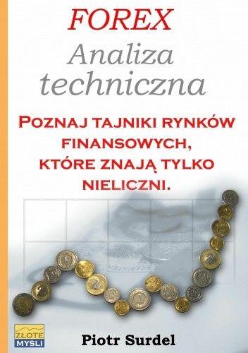 Okładka książki Forex - Analiza techniczna - e-book