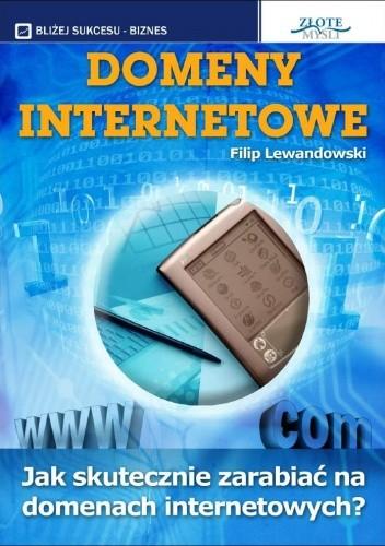 Okładka książki Domeny internetowe - e-book