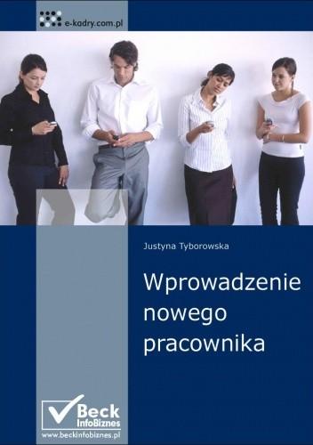 Okładka książki Wprowadzenie nowego pracownika - e-book