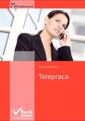 Okładka książki Telepraca - e-book
