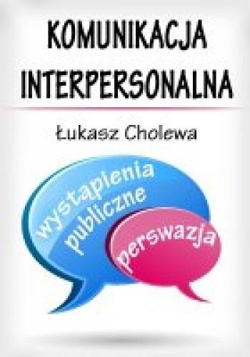 Okładka książki Komunikacja interpersonalna