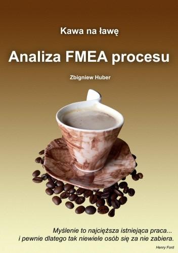 Okładka książki Analiza FMEA procesu - e-book