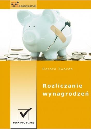 Okładka książki Rozliczanie wynagrodzeń - e-book