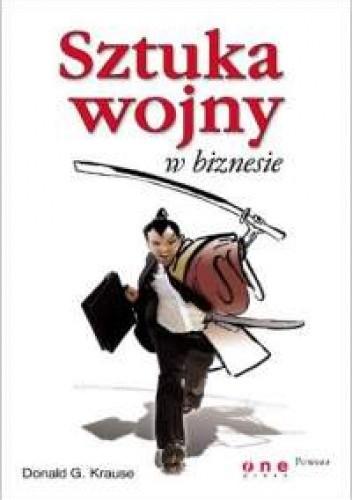 Okładka książki Sztuka wojny w biznesie