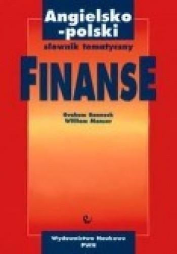 Okładka książki Graham Bannock, William Manser. Angielsko - polski słownik tematyczny. Finanse.