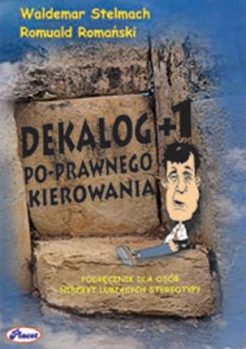 Okładka książki Dekalog +1 po-prawnego kierowania - e-book