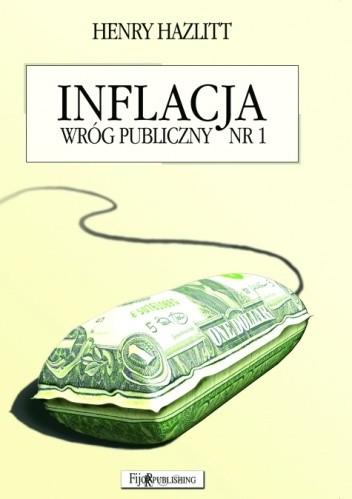 Okładka książki Inflacja