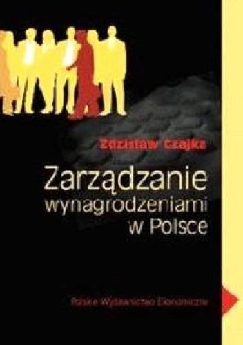 Okładka książki zarządzanie wynagrodzeniem w Polsce