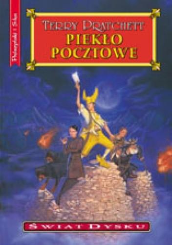 Okładka książki Piekło pocztowe