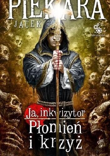 Okładka książki Płomień i krzyż