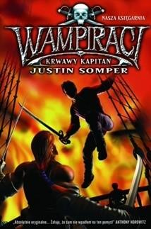 Okładka książki Wampiraci. Krwawy kapitan