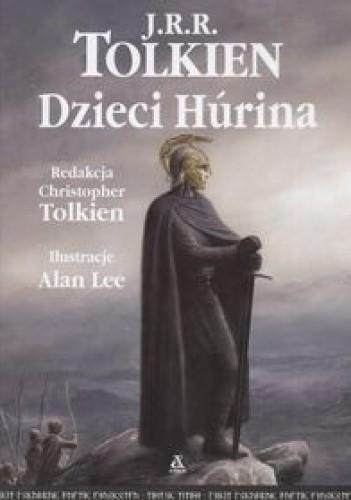 Okładka książki Dzieci Húrina