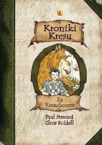 Okładka książki Za Kresoborem