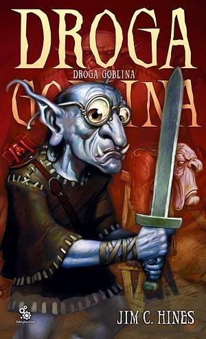 Okładka książki Droga goblina