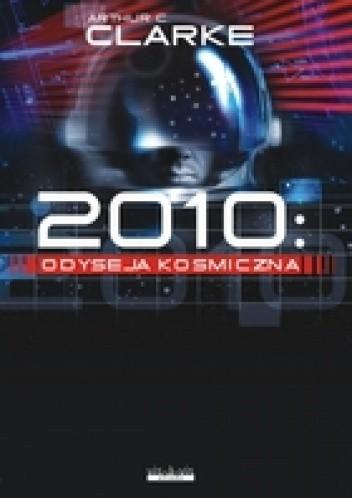Okładka książki 2010: Odyseja kosmiczna