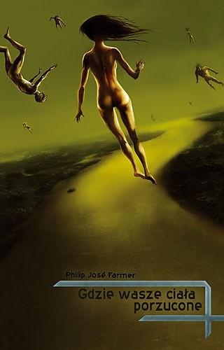 Okładka książki Gdzie wasze ciała porzucone