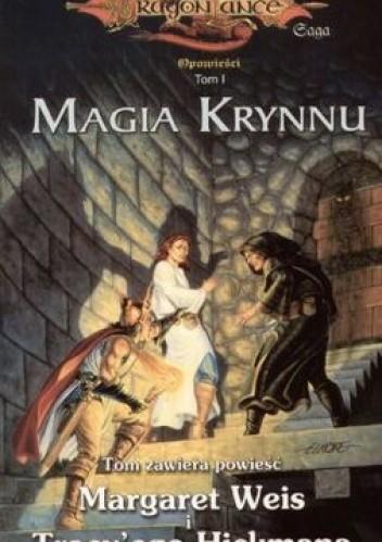 Okładka książki Magia Krynnu Tom 1 Opowieści