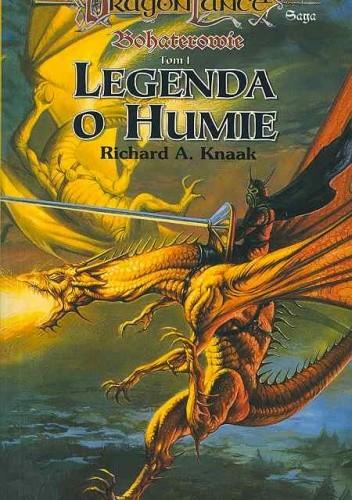 Okładka książki Legenda o Humie