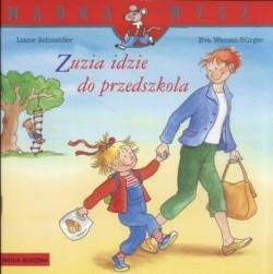 Okładka książki Zuzia idzie do przedszkola