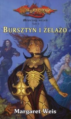 Okładka książki Bursztyn i żelazo