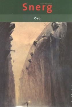 Okładka książki Oro. Otomi znaczy wysłaniec