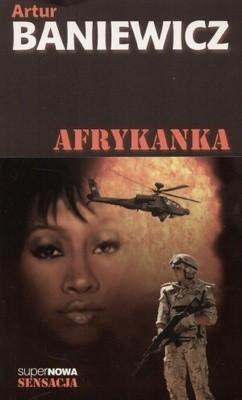 Okładka książki Afrykanka