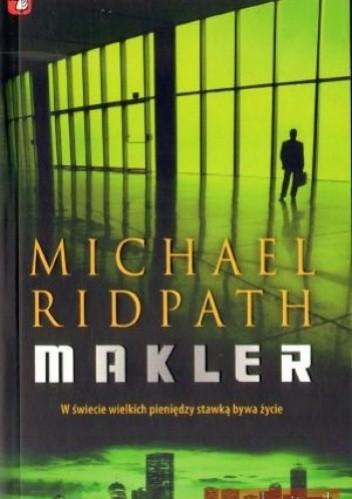 Okładka książki Makler