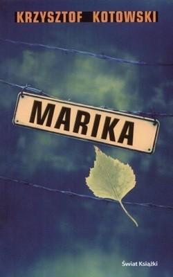 Okładka książki Marika