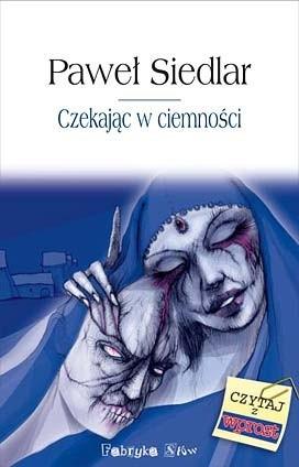 Okładka książki Czekając w ciemności