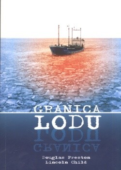 Okładka książki Granica lodu