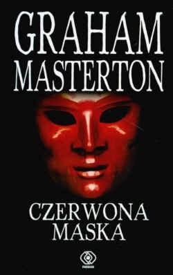 Okładka książki Czerwona maska