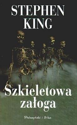 Okładka książki Szkieletowa załoga