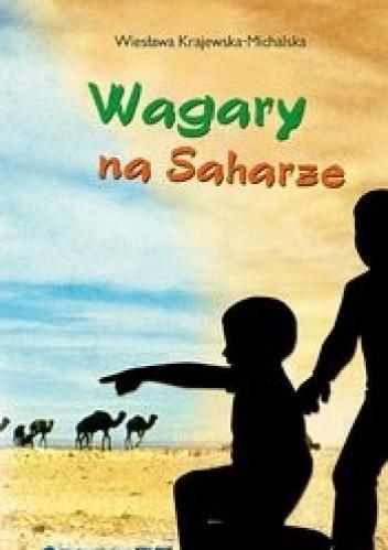 Okładka książki Wagary na Saharze