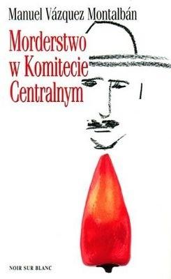 Okładka książki Morderstwo w Komitecie Centralnym