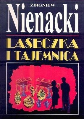 Okładka książki Laseczka i tajemnica