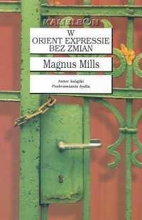 Okładka książki W Orient Expressie bez zmian