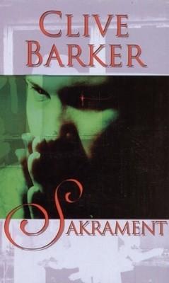 Okładka książki Sakrament