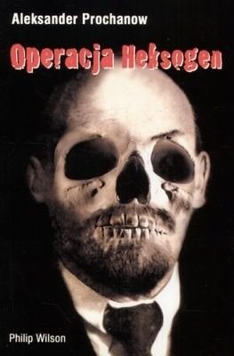 Okładka książki Operacja Heksogen