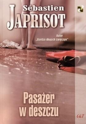 Okładka książki Pasażer w deszczu
