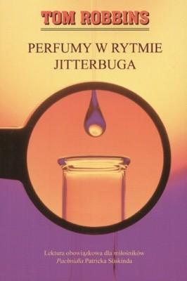 Okładka książki Perfumy w rytmie Jitterbuga