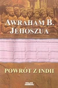 Okładka książki Powrót z Indii
