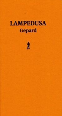Okładka książki Gepard