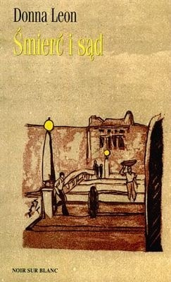 Okładka książki Śmierć i sąd