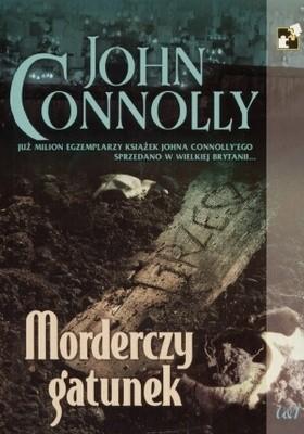 Okładka książki Morderczy gatunek