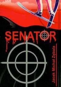 Okładka książki Senator