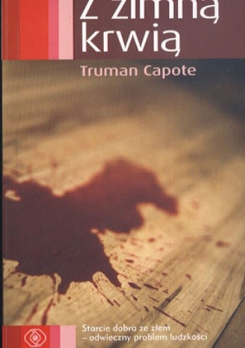 Okładka książki Z zimną krwią