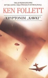 "Okładka książki Kryptonim ""Kawki"""