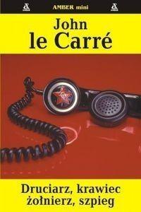 Okładka książki Druciarz, krawiec, żołnierz, szpieg
