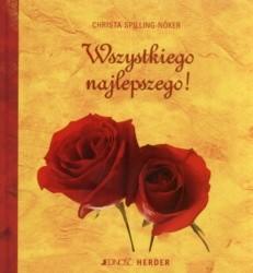 Okładka książki Wszystkiego najlepszego.