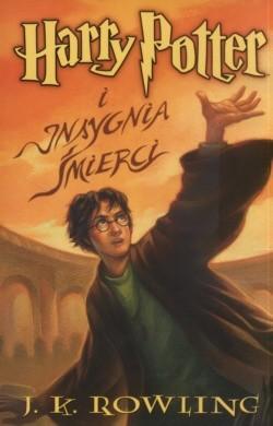Harry Potter i Insygnia Śmierci - Joanne Kathleen Rowling